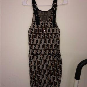 Fendi Romper Dress